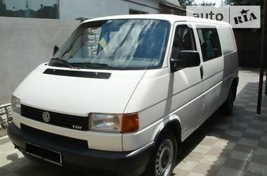 Volkswagen T4 (Transporter) груз-пасс. 2000 в Чернигове