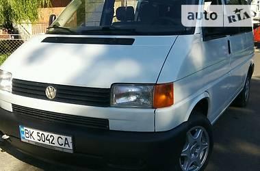 Volkswagen T4 (Transporter) груз-пасс. 1997 в Костопілі