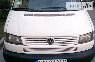 Volkswagen T4 (Transporter) груз-пасс. 2002