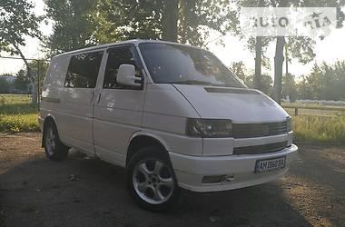 Volkswagen T4 (Transporter) груз-пасс. 1991 в Одесі