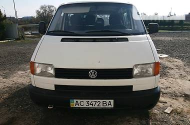 Volkswagen T4 (Transporter) груз-пасс. 1999 в Ковеле