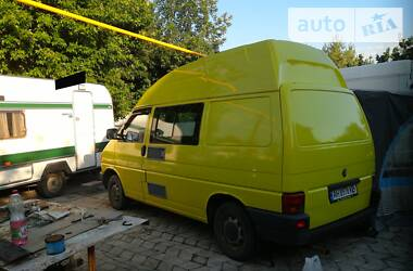 Volkswagen T4 (Transporter) груз-пасс. 1992 в Макеевке
