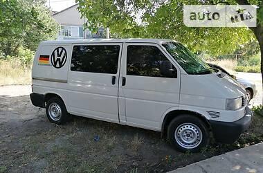 Volkswagen T4 (Transporter) груз-пасс. 1999 в Днепре