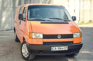 Volkswagen T4 (Transporter) груз-пасс. 1991 в Черкассах
