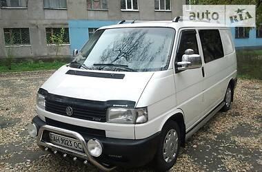 Volkswagen T4 (Transporter) груз-пасс. 2001 в Константиновке