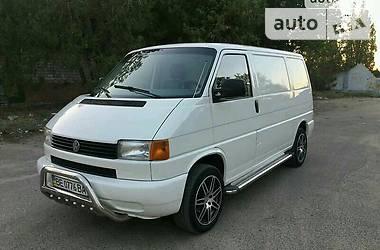 Volkswagen T4 (Transporter) груз 1997 в Николаеве