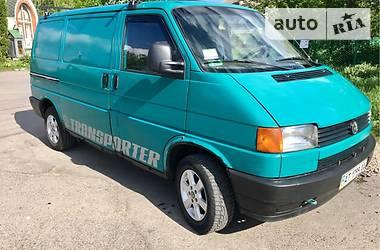 Volkswagen T4 (Transporter) груз 1994