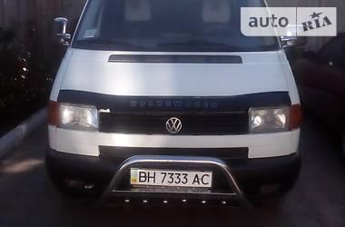 Volkswagen T4 (Transporter) груз 2001 в Одессе