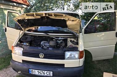 Volkswagen T4 (Transporter) груз 1996 в Полтаве