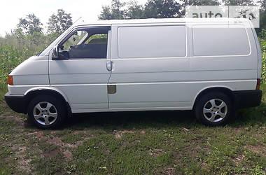 Volkswagen T4 (Transporter) груз 1997 в Чернигове