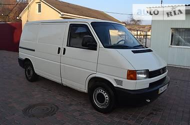 Volkswagen T4 (Transporter) груз 1998 в Ровно