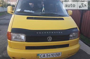 Volkswagen T4 (Transporter) груз 1997 в Шполе