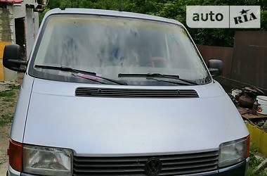 Volkswagen T4 (Transporter) груз. 2002 в Полтаве