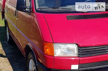 Volkswagen T4 (Transporter) груз. 1992 в Харькове