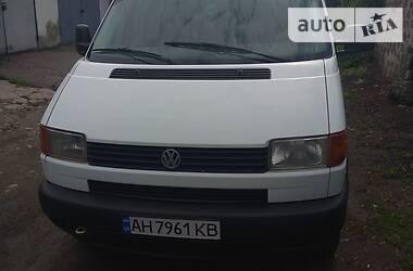 Volkswagen T4 (Transporter) груз. 1997 в Покровську
