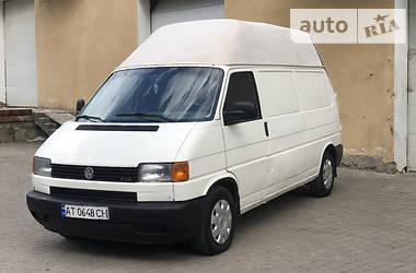 Volkswagen T4 (Transporter) груз. 2001 в Ивано-Франковске