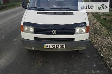 Легковой фургон (до 1,5 т) Volkswagen T4 (Transporter) груз. 1995 в Черновцах