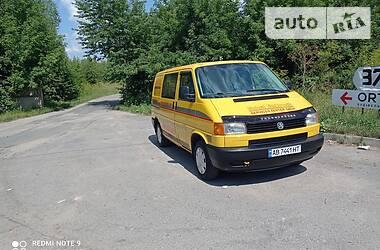 Минивэн Volkswagen T4 (Transporter) груз. 1999 в Виннице