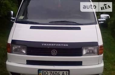 Volkswagen T4 (Transporter) пасс. 1996 в Тернополе