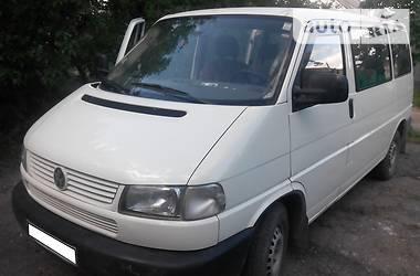 Volkswagen T4 (Transporter) пасс. 2000 в Луганске