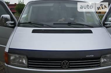 Минивэн Volkswagen T4 (Transporter) пасс. 2003 в Львове