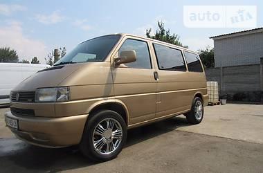 Volkswagen T4 (Transporter) пасс. Sincro 1999