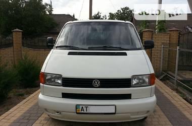 Volkswagen T4 (Transporter) пасс. 1999 в Одессе