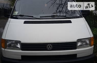 Volkswagen T4 (Transporter) пасс. 1995 в Ковелі