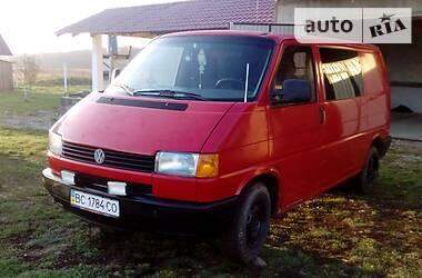 Volkswagen T4 (Transporter) пасс. 1991 в Ужгороде