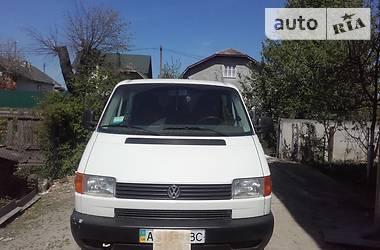 Volkswagen T4 (Transporter) пасс. 1998 в Ивано-Франковске