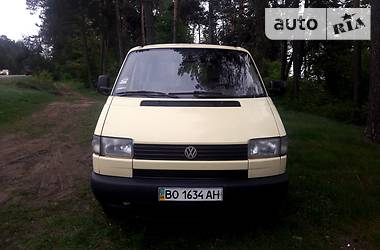Volkswagen T4 (Transporter) пасс. 1994 в Львове