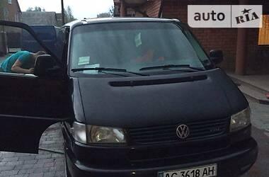 Volkswagen T4 (Transporter) пасс. 2003 в Луцке