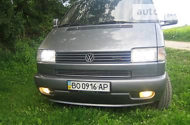Volkswagen T4 (Transporter) пасс. 1993 в Тернополе