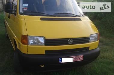 Volkswagen T4 (Transporter) пасс. 2000 в Рівному