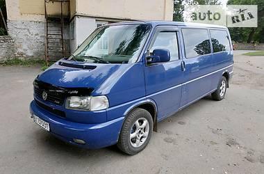 Volkswagen T4 (Transporter) пасс. 2003 в Старокостянтинові