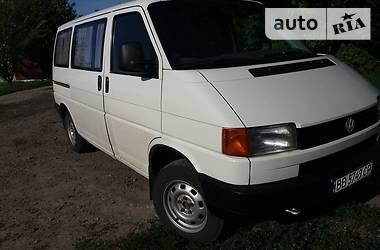 Volkswagen T4 (Transporter) пасс. 1995 в Луганске