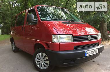 Volkswagen T4 (Transporter) пасс. 2000 в Чернигове