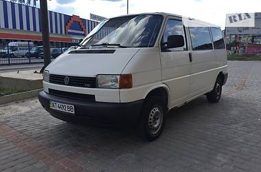 Volkswagen T4 (Transporter) пасс. 2000 в Ивано-Франковске