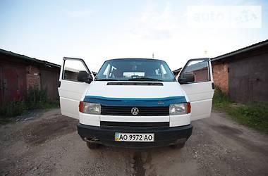 Volkswagen T4 (Transporter) пасс. 1994 в Ужгороде