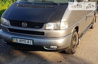 Volkswagen T4 (Transporter) пасс. 2000 в Тернополе