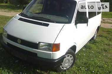 Volkswagen T4 (Transporter) пасс. 1996 в Чернигове