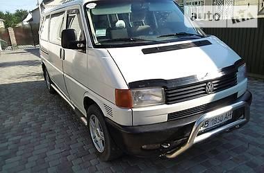 Volkswagen T4 (Transporter) пасс. 1998 в Бершади