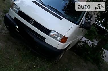Volkswagen T4 (Transporter) пасс. 1999 в Хмельницком