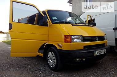 Volkswagen T4 (Transporter) пасс. 1998 в Тернополе