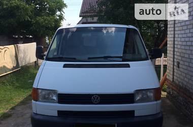 Volkswagen T4 (Transporter) пасс. 1999 в Рожище
