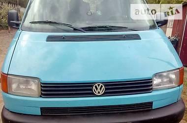 Volkswagen T4 (Transporter) пасс. 1998 в Луганске