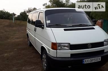 Volkswagen T4 (Transporter) пасс. 1996 в Харькове