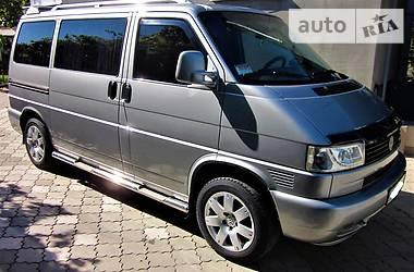 Volkswagen T4 (Transporter) пасс. 2000 в Днепре