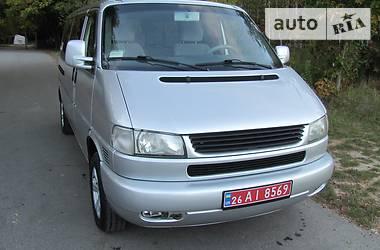 Volkswagen T4 (Transporter) пасс. 2001 в Чернигове
