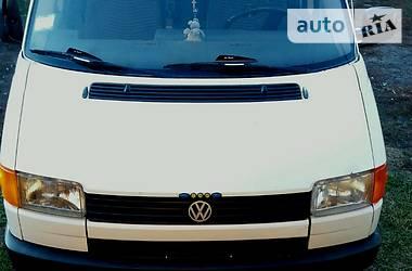 Volkswagen T4 (Transporter) пасс. 1991 в Сумах